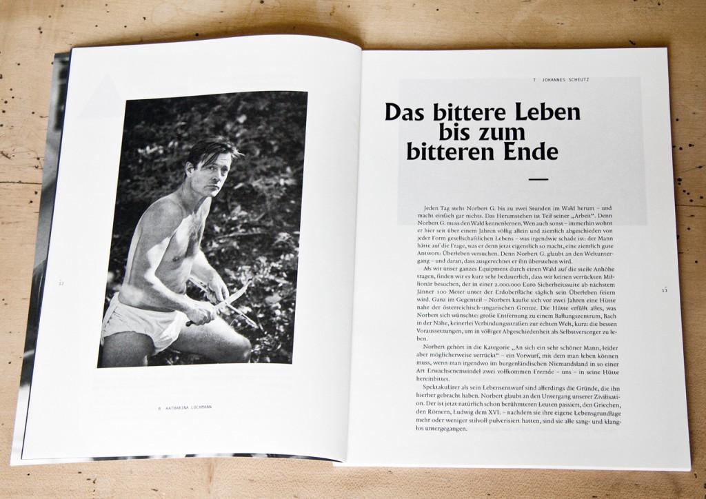 Landjäger Magazin Witz