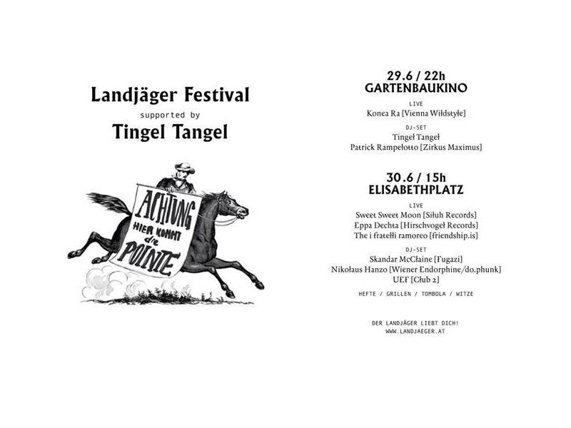 Landjäger Festival