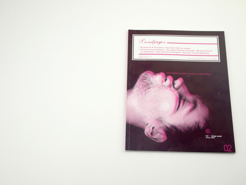 Landjäger Magazin - 02