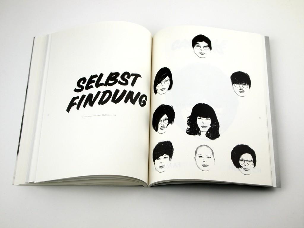 Landjäger Magazin Selbstfindung Illustrationen Fabienne Feltus